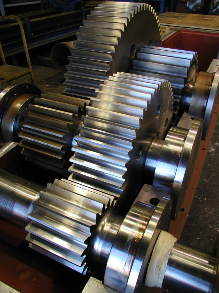 Industrial Gear Box Manufacturers Ace World Companies