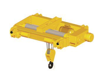 Wire Rope Hoists, Standard Models - Ace World Companies