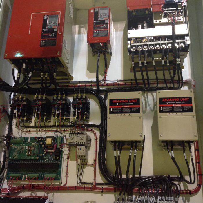 Crane Control Panels - Hoist Control Panels - Ace World Companies